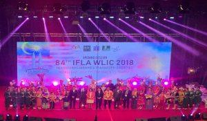The Opening Ceremony of IFLA WLIC 2018