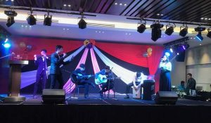 Performance by talent student.