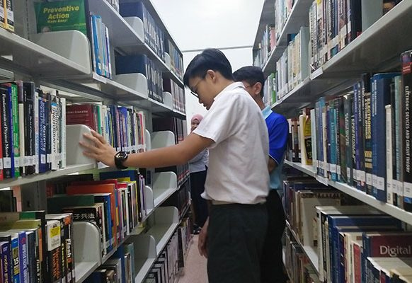 Library Learning Resources
